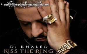 La tracklist du prochain album de DJ Khaled : � Kiss the Ring �